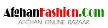 AfghanFashion.Com | Largest Afghan store on net